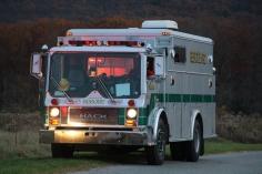 Water Rescue Response, Tuscarora State Park, Barnesville, 10-31-2015 (49)