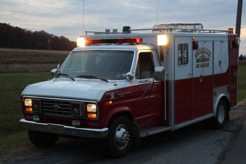 Water Rescue Response, Tuscarora State Park, Barnesville, 10-31-2015 (50)