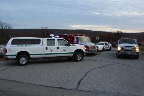 Water Rescue Response, Tuscarora State Park, Barnesville, 10-31-2015 (51)