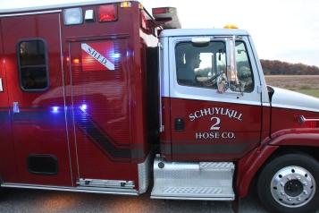 Water Rescue Response, Tuscarora State Park, Barnesville, 10-31-2015 (54)
