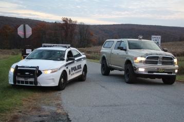 Water Rescue Response, Tuscarora State Park, Barnesville, 10-31-2015 (55)