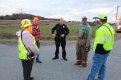 Water Rescue Response, Tuscarora State Park, Barnesville, 10-31-2015 (59)