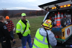 Water Rescue Response, Tuscarora State Park, Barnesville, 10-31-2015 (60)