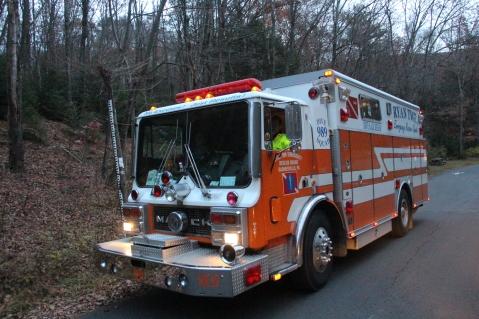 Water Rescue Response, Tuscarora State Park, Barnesville, 10-31-2015 (64)