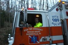 Water Rescue Response, Tuscarora State Park, Barnesville, 10-31-2015 (67)