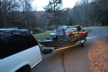 Water Rescue Response, Tuscarora State Park, Barnesville, 10-31-2015 (71)