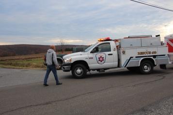 Water Rescue Response, Tuscarora State Park, Barnesville, 10-31-2015 (8)