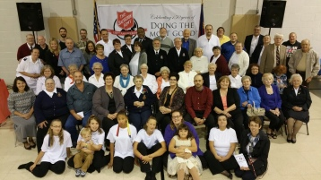 100-Year Anniversary Celebration, Tamaqua Salvation Army, Tamaqua, 10-1-2015 (1)