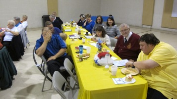 100-Year Anniversary Celebration, Tamaqua Salvation Army, Tamaqua, 10-1-2015 (100)