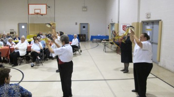 100-Year Anniversary Celebration, Tamaqua Salvation Army, Tamaqua, 10-1-2015 (105)