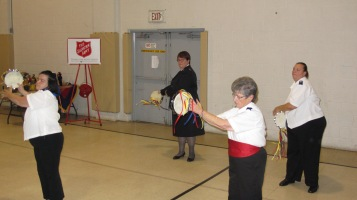 100-Year Anniversary Celebration, Tamaqua Salvation Army, Tamaqua, 10-1-2015 (106)