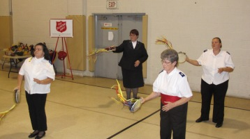 100-Year Anniversary Celebration, Tamaqua Salvation Army, Tamaqua, 10-1-2015 (107)