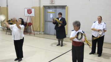 100-Year Anniversary Celebration, Tamaqua Salvation Army, Tamaqua, 10-1-2015 (108)