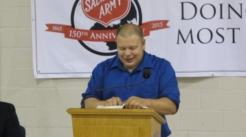100-Year Anniversary Celebration, Tamaqua Salvation Army, Tamaqua, 10-1-2015 (115)