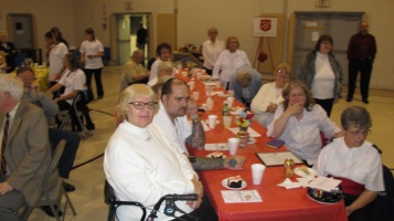 100-Year Anniversary Celebration, Tamaqua Salvation Army, Tamaqua, 10-1-2015 (118)