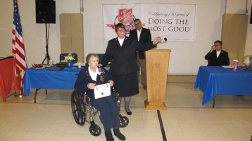 100-Year Anniversary Celebration, Tamaqua Salvation Army, Tamaqua, 10-1-2015 (119)