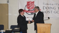 100-Year Anniversary Celebration, Tamaqua Salvation Army, Tamaqua, 10-1-2015 (123)