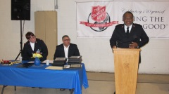 100-Year Anniversary Celebration, Tamaqua Salvation Army, Tamaqua, 10-1-2015 (125)