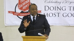 100-Year Anniversary Celebration, Tamaqua Salvation Army, Tamaqua, 10-1-2015 (127)