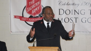 100-Year Anniversary Celebration, Tamaqua Salvation Army, Tamaqua, 10-1-2015 (128)