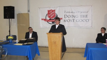 100-Year Anniversary Celebration, Tamaqua Salvation Army, Tamaqua, 10-1-2015 (129)