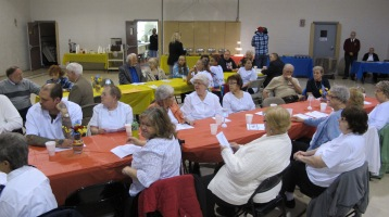 100-Year Anniversary Celebration, Tamaqua Salvation Army, Tamaqua, 10-1-2015 (13)