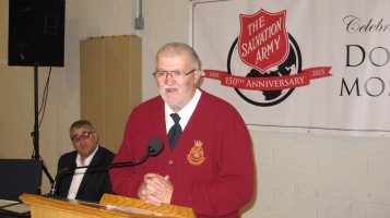 100-Year Anniversary Celebration, Tamaqua Salvation Army, Tamaqua, 10-1-2015 (145)