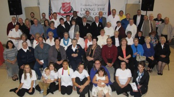 100-Year Anniversary Celebration, Tamaqua Salvation Army, Tamaqua, 10-1-2015 (147)
