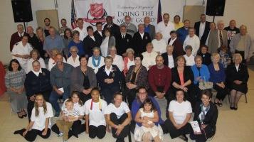 100-Year Anniversary Celebration, Tamaqua Salvation Army, Tamaqua, 10-1-2015 (147)