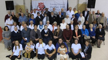 100-Year Anniversary Celebration, Tamaqua Salvation Army, Tamaqua, 10-1-2015 (148)