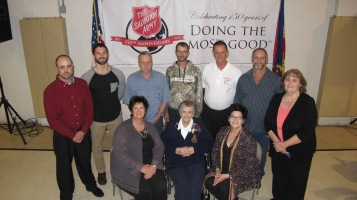 100-Year Anniversary Celebration, Tamaqua Salvation Army, Tamaqua, 10-1-2015 (149)