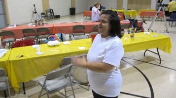 100-Year Anniversary Celebration, Tamaqua Salvation Army, Tamaqua, 10-1-2015 (155)