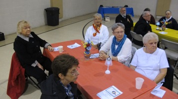 100-Year Anniversary Celebration, Tamaqua Salvation Army, Tamaqua, 10-1-2015 (16)