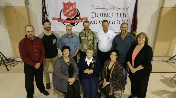 100-Year Anniversary Celebration, Tamaqua Salvation Army, Tamaqua, 10-1-2015 (2)