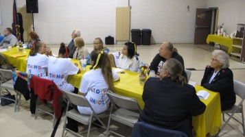100-Year Anniversary Celebration, Tamaqua Salvation Army, Tamaqua, 10-1-2015 (20)