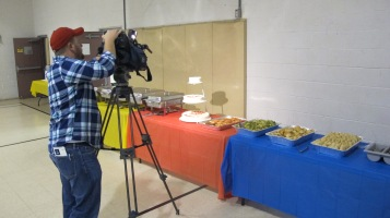 100-Year Anniversary Celebration, Tamaqua Salvation Army, Tamaqua, 10-1-2015 (22)