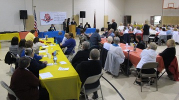 100-Year Anniversary Celebration, Tamaqua Salvation Army, Tamaqua, 10-1-2015 (29)