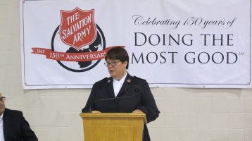 100-Year Anniversary Celebration, Tamaqua Salvation Army, Tamaqua, 10-1-2015 (31)