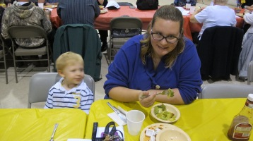 100-Year Anniversary Celebration, Tamaqua Salvation Army, Tamaqua, 10-1-2015 (35)