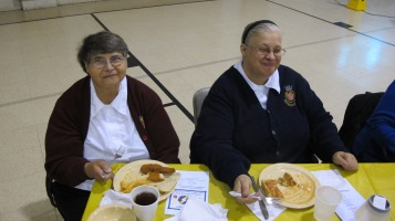 100-Year Anniversary Celebration, Tamaqua Salvation Army, Tamaqua, 10-1-2015 (38)