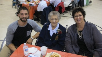 100-Year Anniversary Celebration, Tamaqua Salvation Army, Tamaqua, 10-1-2015 (43)