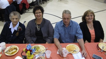 100-Year Anniversary Celebration, Tamaqua Salvation Army, Tamaqua, 10-1-2015 (44)