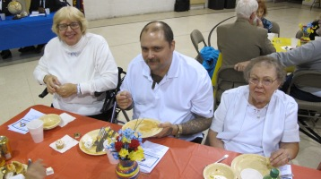 100-Year Anniversary Celebration, Tamaqua Salvation Army, Tamaqua, 10-1-2015 (47)