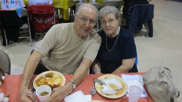 100-Year Anniversary Celebration, Tamaqua Salvation Army, Tamaqua, 10-1-2015 (49)