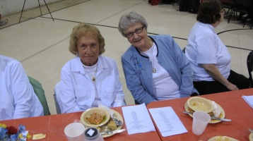 100-Year Anniversary Celebration, Tamaqua Salvation Army, Tamaqua, 10-1-2015 (51)