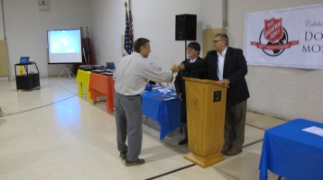100-Year Anniversary Celebration, Tamaqua Salvation Army, Tamaqua, 10-1-2015 (55)