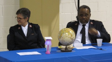 100-Year Anniversary Celebration, Tamaqua Salvation Army, Tamaqua, 10-1-2015 (58)