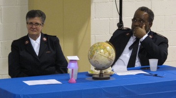 100-Year Anniversary Celebration, Tamaqua Salvation Army, Tamaqua, 10-1-2015 (59)