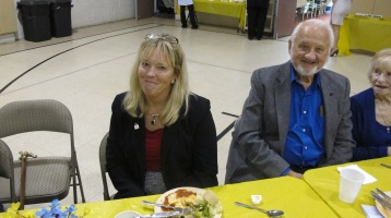 100-Year Anniversary Celebration, Tamaqua Salvation Army, Tamaqua, 10-1-2015 (61)