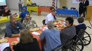 100-Year Anniversary Celebration, Tamaqua Salvation Army, Tamaqua, 10-1-2015 (68)